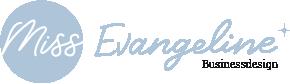 Miss Evangeline Business Logo
